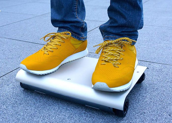 WalkCar electric vehicle