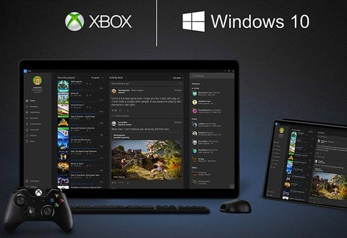 Windows 10 Xbox One Streaming App