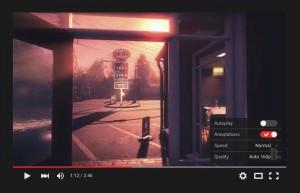 YouTube Transparent