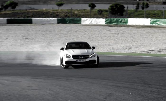 Mercedes AMG C 63 S