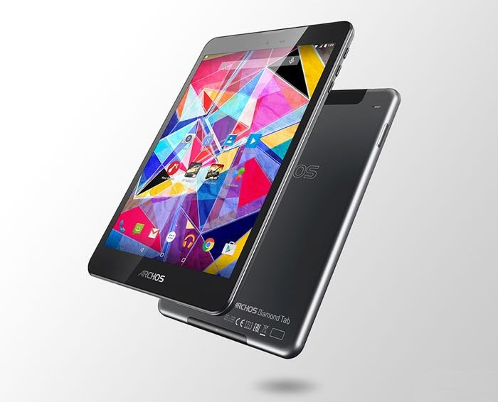 Archos Diamond Tab Android Tablet Announced
