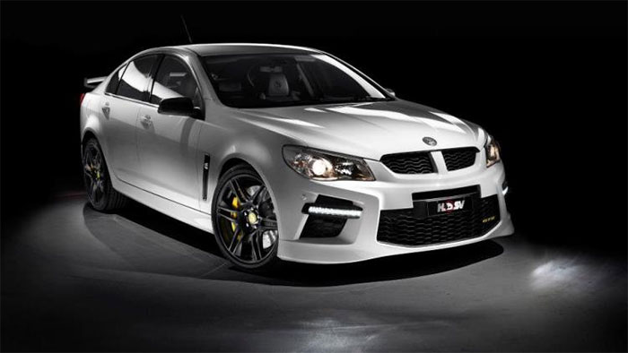 Holden Commodore GTS-R May be the Last Commodore