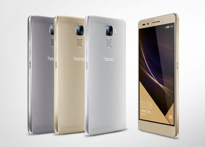 Honor 7 Smartphone Launched In Europe
