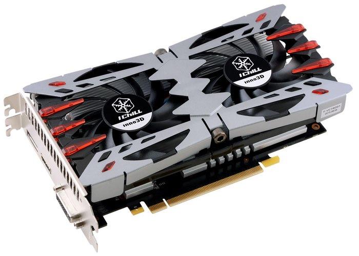 iChill GeForce GTX 950