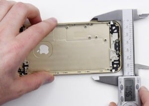 Leaked iPhone 6s Case Backplate Is Thicker To Prevent Bending (video)