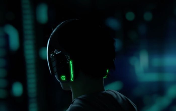 Logitech Artemis Spectrum Gaming Headphones Announced (Video)