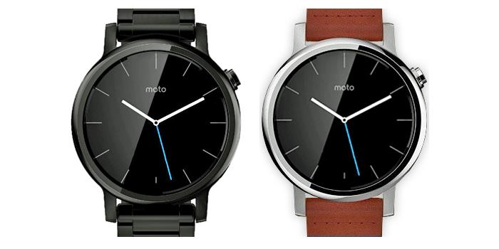Moto 360 Successor's Press Render Leaked