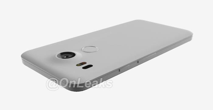LG Nexus 5 Image Leaks, Shows the Back of The Handset