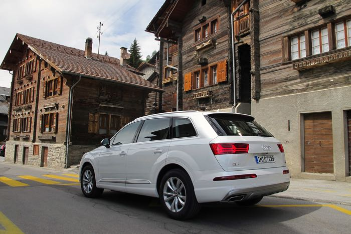 Audi Q7 Ultra