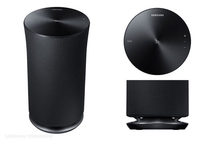 Three New Samsung Wireless Audio 360 Speakers Announced