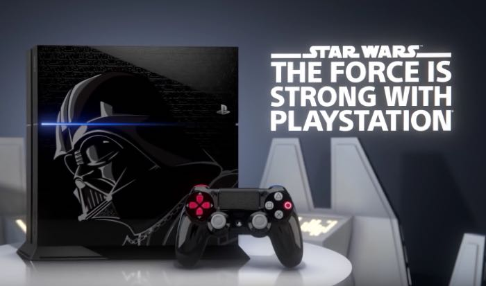 Star Wars PlayStation 4