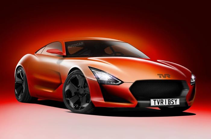 Tvr Will Start Making Sports Cars Again And The First Of New Launch In 2017 Company Has Already Sold Out Allocation