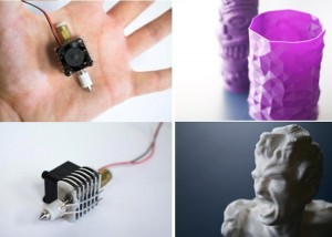 New 3D Printer 700°C Mini Hotend Unveiled By Deltaprintr