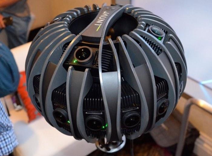 360 Degree VR Light-Field Camera