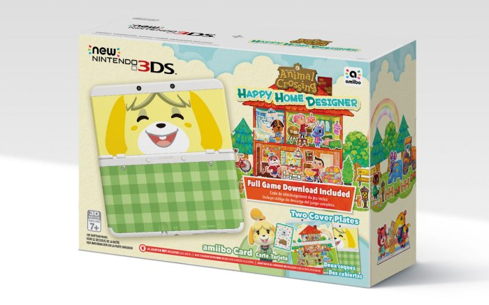 Nintendo's smaller New 3DS hitting the US on September 25th