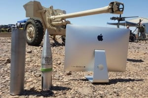 Anti Tank Cannon Takes On The 5k Retina iMac (Video)