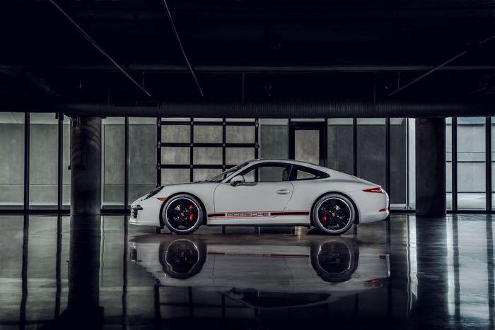 911 GTS Rennsport