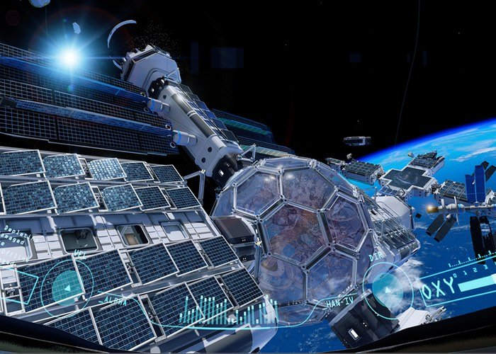Adr1ft Virtual Reality Space Simulation
