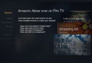 Amazon's Alexa Personal Assistant Launching On Amazon Fire TV Hardware?