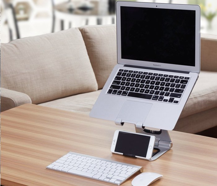 Apex Revolution Smartphone And Laptop Stand