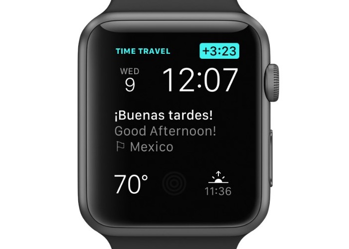 Apple WatchOS 2 Translator App