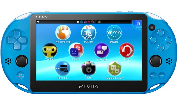 Aqua Blue PS Vita Launching In November, Pre-Orders Now Open
