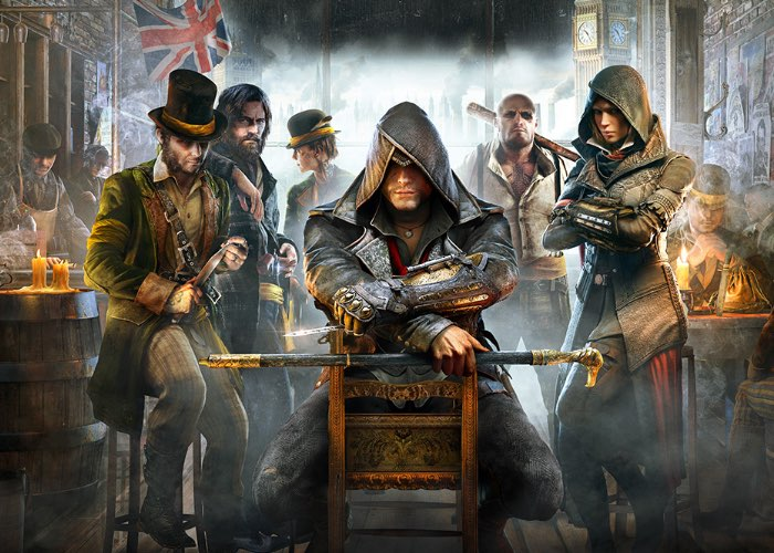 New Assassin's Creed Syndicate London Horizon Trailer Released (video)
