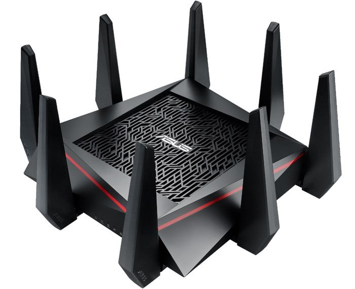 Asus RT-AC5300 Tri-Band Wireless Router Introduced At IFA 2015