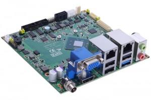 New Axiomtek Nano-ITX NANO840 And NANO842 Motherboards Introduced