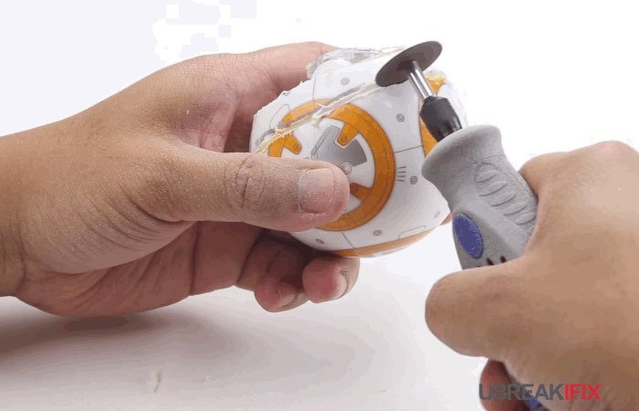 BB-8 Teardown
