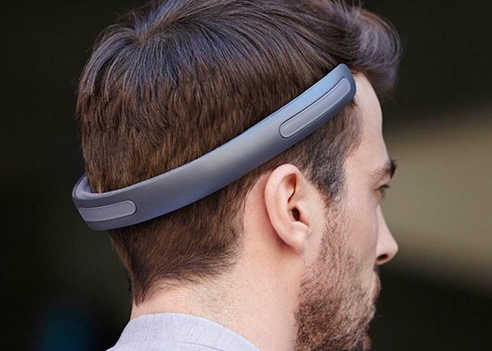 BatBand Ear-Free Headphones