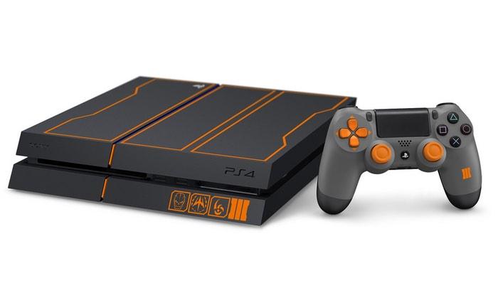 Black Ops III Limited Edition PlayStation 4 Bundle