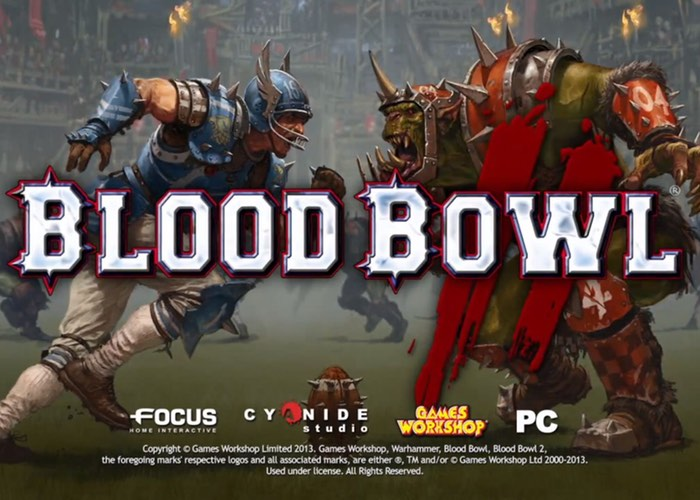 Blood Bowl 2 Launches On PlayStation 4