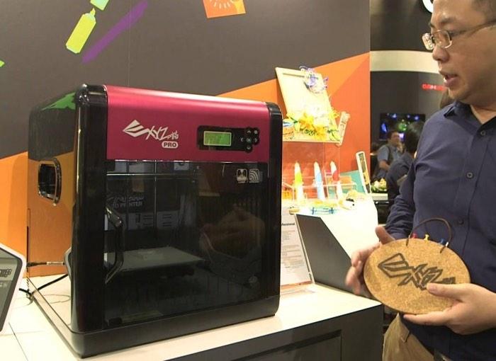 Da Vinci Pro 3D Printer