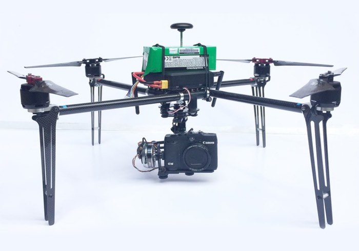 Easy Drone XL Pro Offers 45 Minute Flight Time