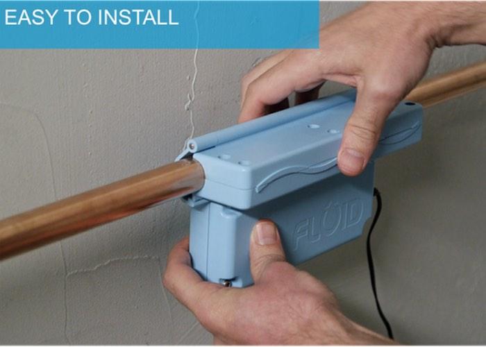 FLUID Smart Water Meter System-1