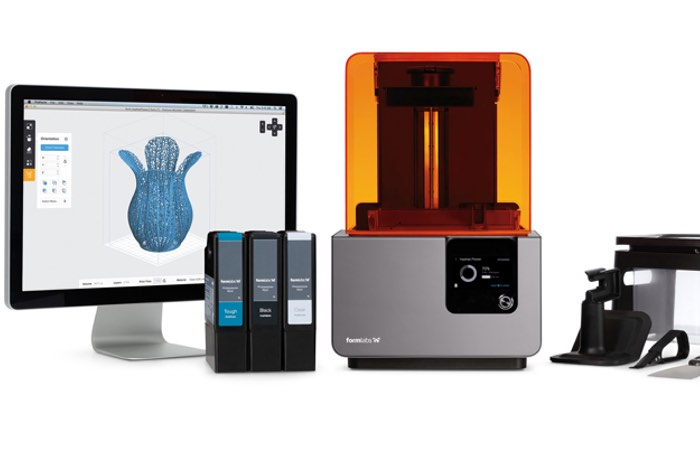 Formlabs Form 2 SLA 3D Printer-2