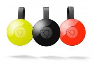 New Google Chromecast & Chromecast Audio Streaming Hardware Announced (video)