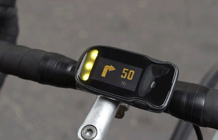 HAIKU Bike Computer And Assistant Helps You Navigate The Streets Safely (video)