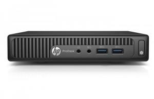 HP ProDesk 400 G2 Mini PC Launching Next Month