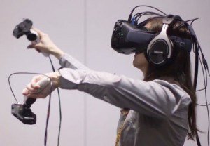 HTC Vive Virtual Reality Pax Prime Promo Video Released (video)