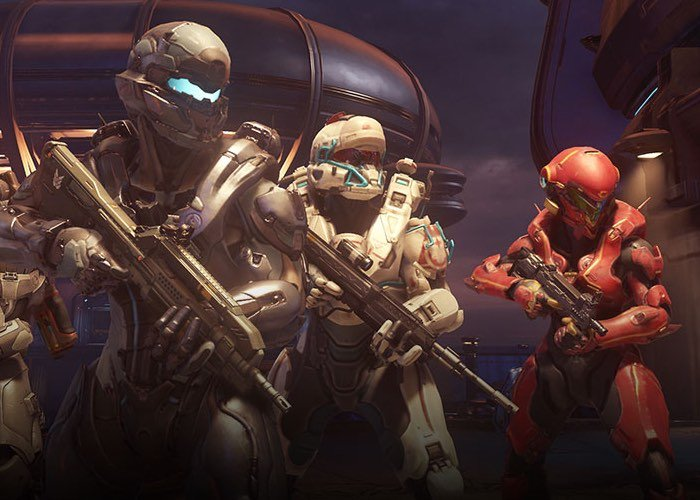 Halo 5 Guardians Cinematic Trailer Released (video)