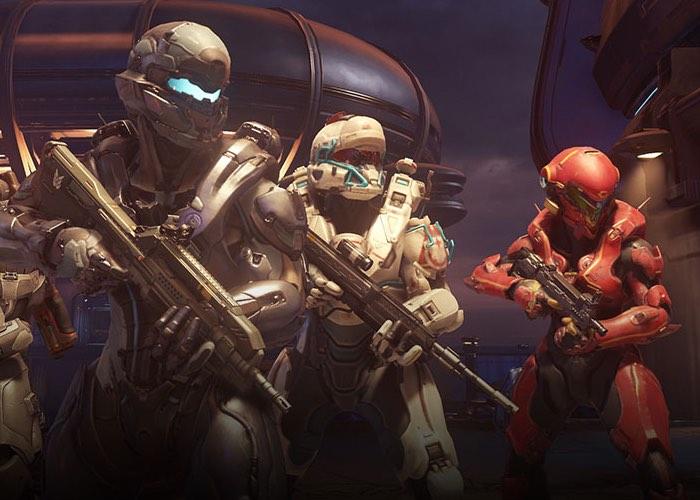 Halo 5 Guardians cinematic