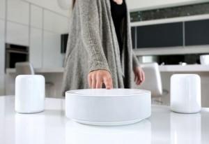 HiddenHUB Smart Speaker Unveiled (video)