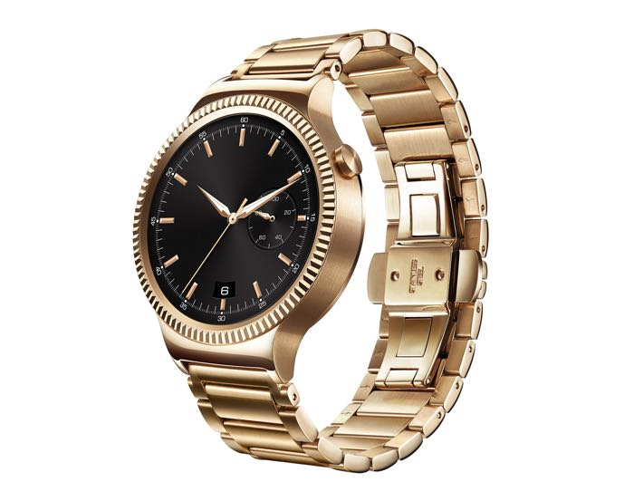 Huawei Watch Launches At IFA