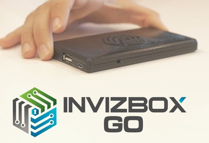 InvizBox Go Offers Open Source Online Privacy And Security