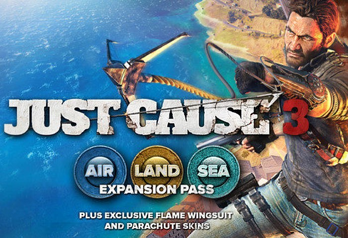 Just Cause 3 Expansion Pass