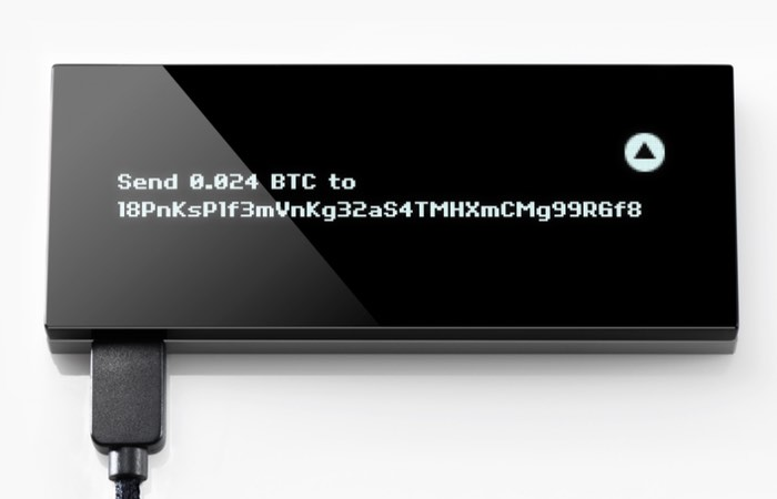 KeepKey Hardware Bitcoin Wallet Launches For $240 (video)