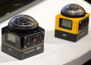 Kodak Pixpro SP360-4K Offers 360 Degree 4K Ultra HD Photography For $500