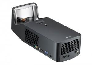 LG MiniBeam PF1000U Short Throw Projector Unveiled (video)